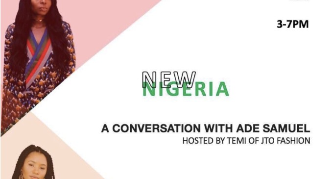 JTO…Temi Otedola Hosts International Stylist And Shoe Designer, Ade Samuel, In Lagos.