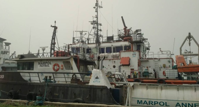 Burden Of Bad Debt…Why First Bank Littered Marina Front With Seized Oil Vessels