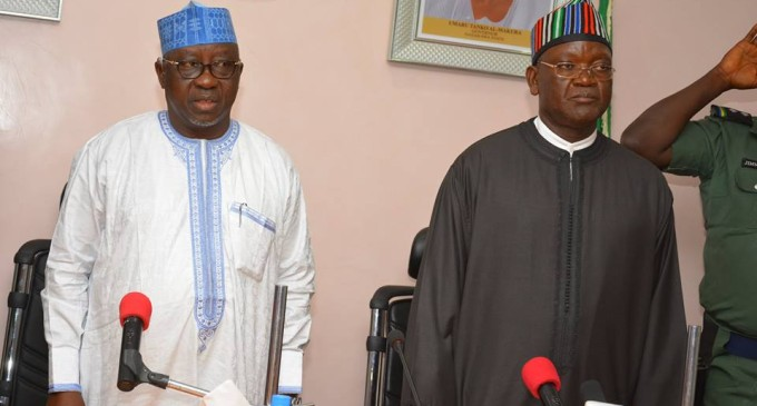 Benue, Nasarawa govs disagree on killer herdsmen's location