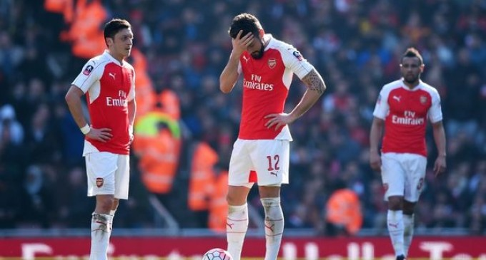 [BREAKING] Arsenal crash out of FA Cup, Leeds shocked