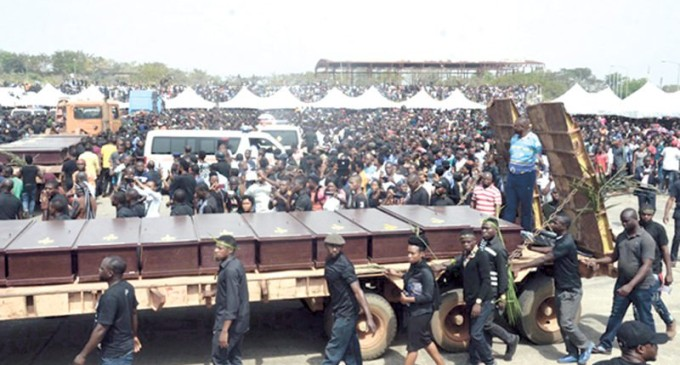 Day of anger, anguish in Benue