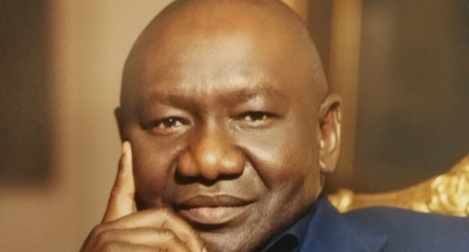 Victory At Last…Oil Billionaire, Benedict Peters, No Longer On Wanted List