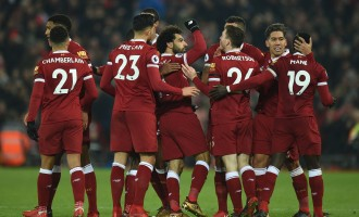 Incredible! Liverpool 4 – 3 Manchester City @ Anfied