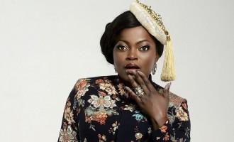 Funke Akindele breaks new ground