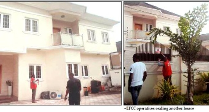 N20b UBEC 'fraud': EFCC seizes 5 houses from contractor