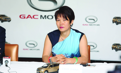 The Fear Of A 'Painted Devil'… Chinese Businesswoman, Diana Chen, Kicks Out Nigerians From GAC Cars Importation.