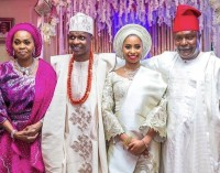 EXCLUSIVE PICTURES: Osinbajo's Daughter/Bola Shagaya's Son's Engagement Ceremony