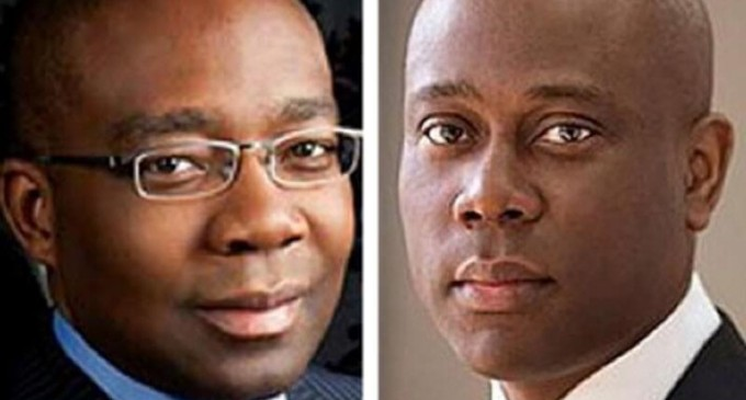 Revealed! Access Bank Chieftains, Herbert Wigwe And Aig Imoukhuede's Secret Fetish