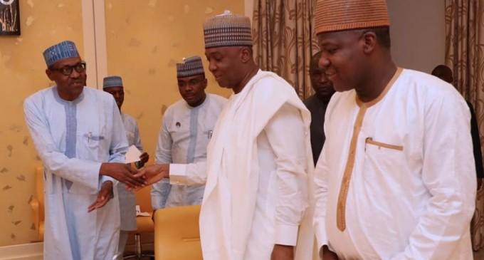 How Buhari's men plan to checkmate Saraki, Dogara, others