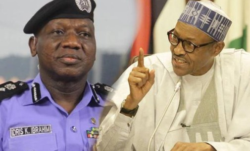 Benue: Buhari queries IG, demands full report of police operations