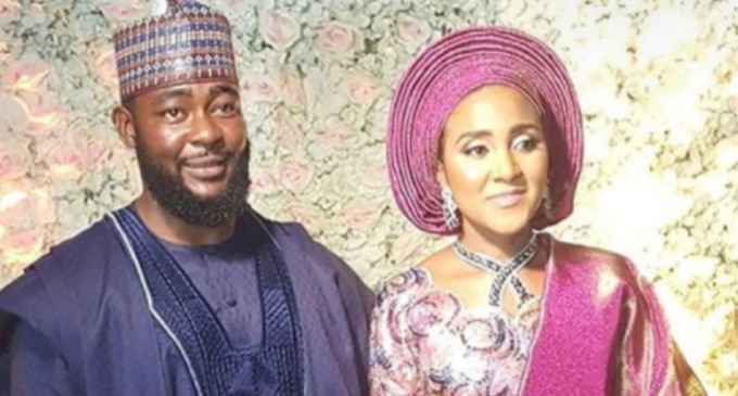 No Ordinary Fete…See Aliko Dangote's daughter, Fatima and Husband To Be, Jamil Abubakar, At Pre Wedding Dinner Last Night.