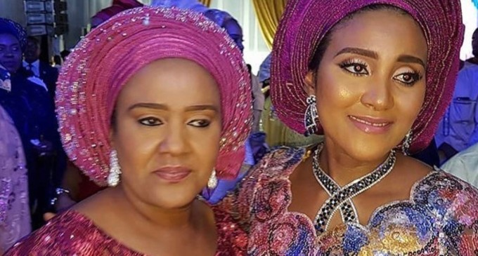 Unveiled! Meet The Mother Of Aliko Dangote's Daughters