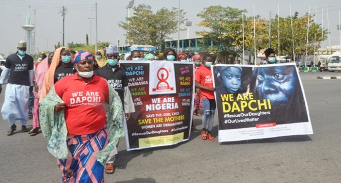 Our pains, by 110 abducted Dapchi schoolgirls' parents