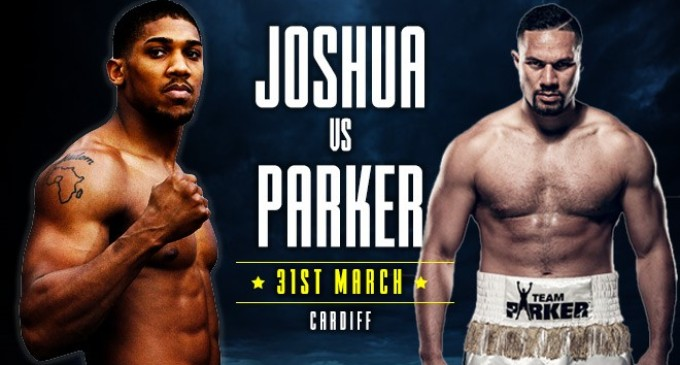 Joshua faces Parker in tough Cardiff showdown