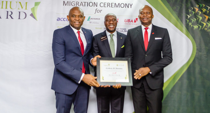 Press Release – UBA Meets NSE's Stringent Corporate Governance Conditions, Lists on NSE Premium Board: