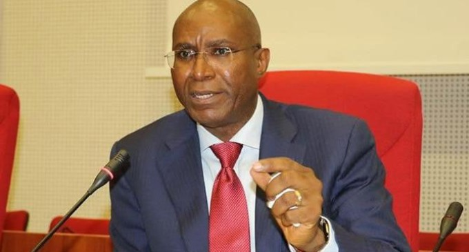Senate Invasion: 'Suspend, prosecute Omo-Agege, six others'