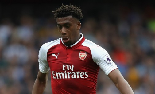 Arsenal 1-1 Atlético Madrid: Gunners' fans query Wenger over Alex Iwobi, others