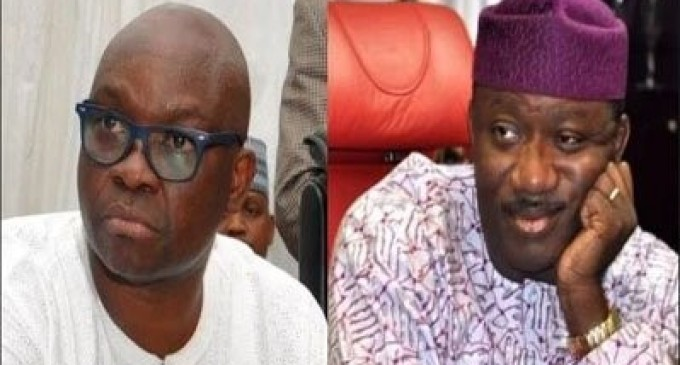 Ekiti 2019: Fayose, Fayemi in war of words