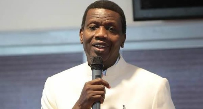 2019 elections may not hold if… — Pastor Adeboye