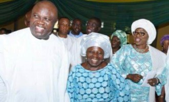 Mummy Dearest…Governor Ambode, Siblings Celebrate Mother At 85