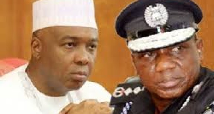 Police invite Saraki over Offa bank robberies