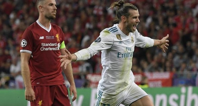 Bale the hero as Madrid grab 13th UCL title