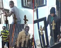 Police release photographs of Offa bank robbery suspects