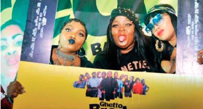 Eniola Badmus premieres Ghetto Bred in style