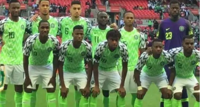 BREAKING: Nigeria crashes out of 2018 World Cup