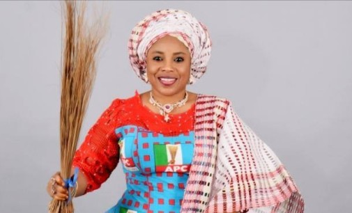 Press release: DR. RAMATU HAS NOT WITHDRAWN AND REMAINS FIRMLY IN THE RACE TO BECOME THE APC NATIONAL WOMEN LEADER