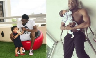 D'banj reportedly loses his son, Daniel
