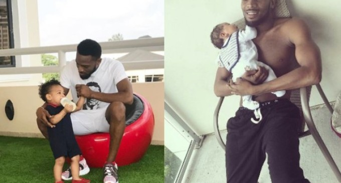 D'banj reportedly loses his son, Daniel