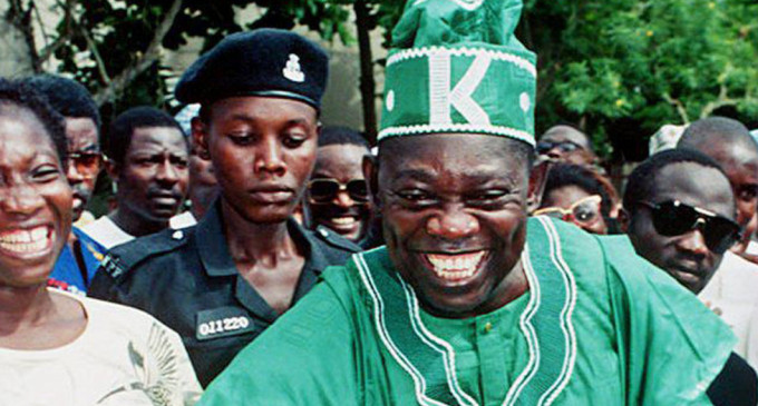 June 12: Abiola's rival Tofa kicks as ACF backs Buhari