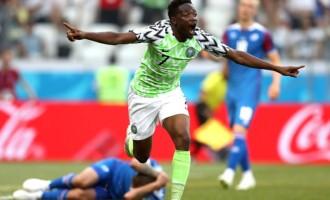 Facts as Musa, Uzoho Make World Cup Records