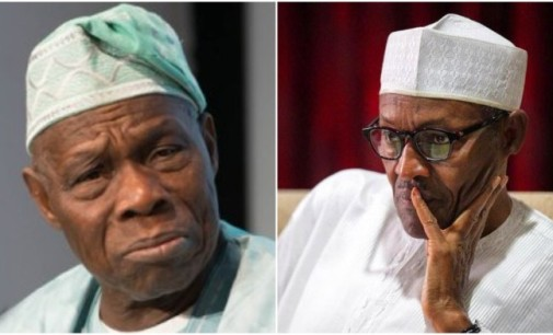 Obasanjo Will Face Prosecution If Buhari Decides To Probe Power Sector – Oshiomhole