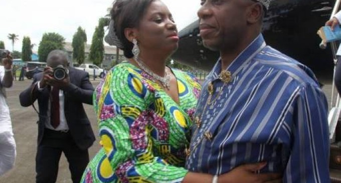 Who will tame rampaging wife of Rotimi Amaechi?