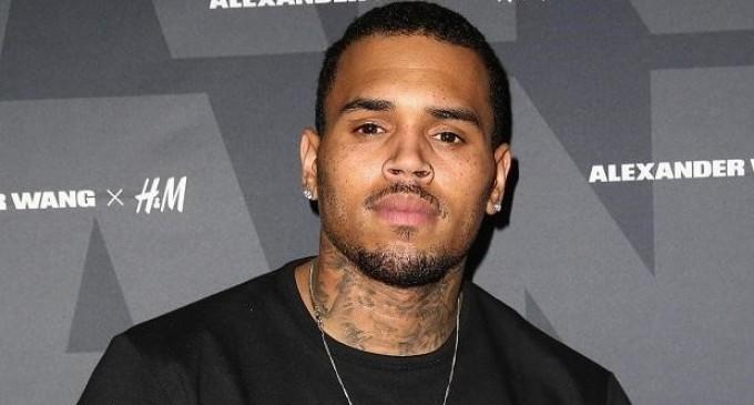Chris Brown arrested after Florida concert