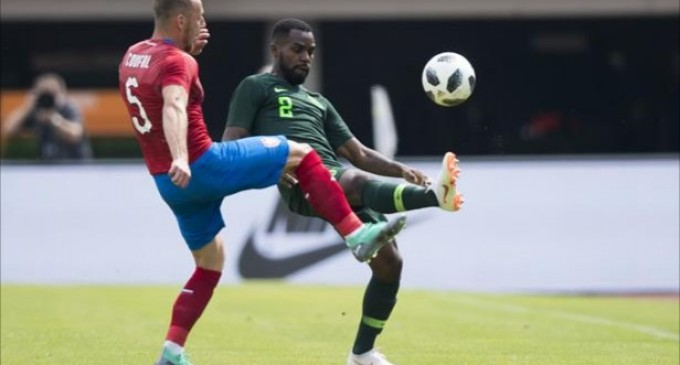 Our mistake, not Rohr, cost us last 16 ticket — Idowu