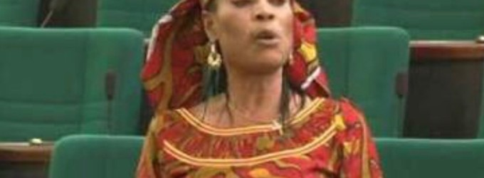 BREAKING: Calm Down,  Is SenatorAndy Uba The Father Of Lynda Ikpeazu's Twins?