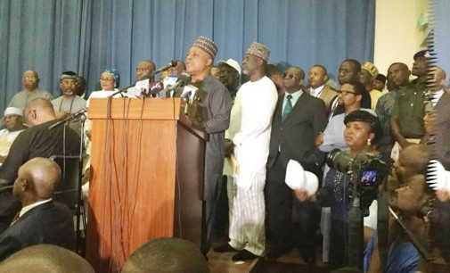 2019: PDP, SDP, R-APC, 36 others form alliance against Buhari