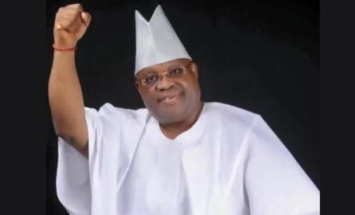 PDP Raises Alarm Over Adeleke's Safety