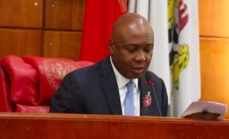 Anger over Saraki's refusal to recall National Assembly