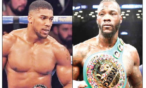 Joshua v Wilder fight hits new obstacle