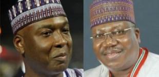 APC, Senate caucus consider Lawan, Adamu, Ndume for Saraki's seat