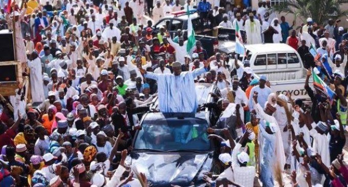 Defection: Wamakko shuts down Sokoto for Buhari, APC