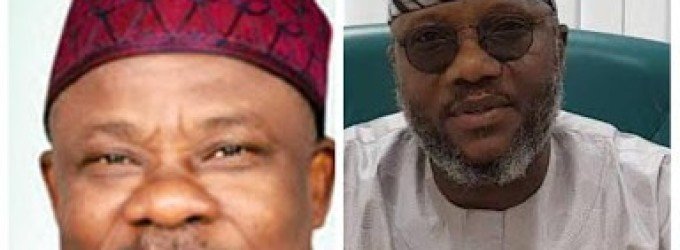 Crooked Saint… How Kunle Akinlade, Amosun-anointed Candidate, Abandoned First Wife For Beauty Queen
