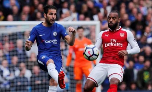 Arsenal, Chelsea face long Europa League trips