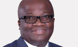 MANY YEARS AFTERMARRIAGE, PROVIDUS BANK MD, WALTER AKPANI,WELCOMES FIRST CHILD BY WIFE