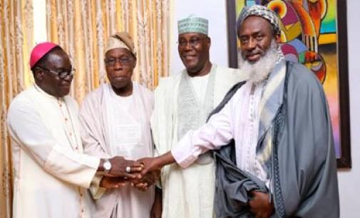 Gang up 'll fail, says Buhari as Obasanjo endorses Atiku