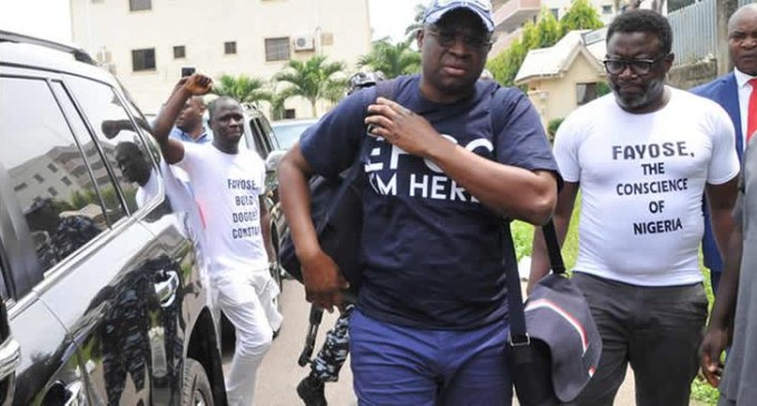 Alleged N2.2bn Fraud: Fayose's Trial Begins Today